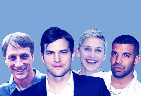 celebrity silicon valley investors