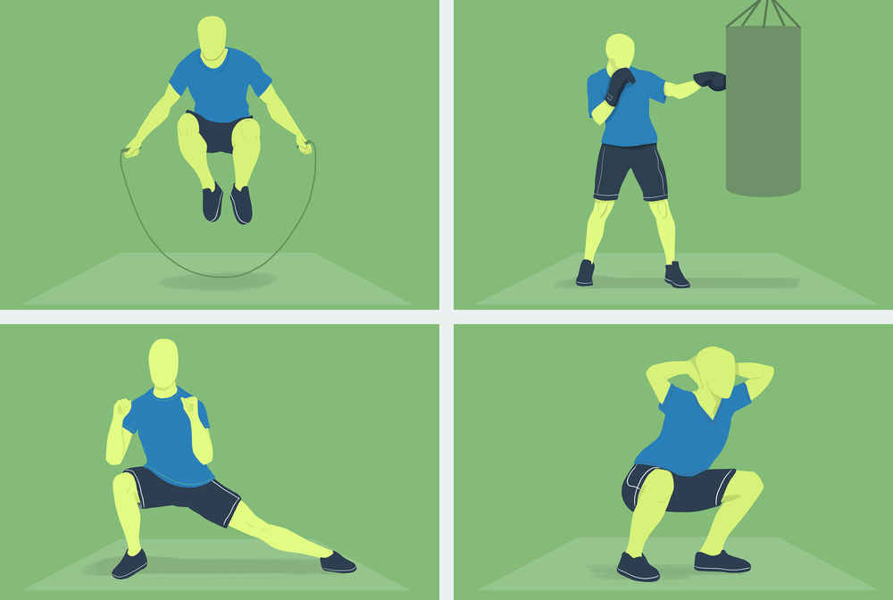 Exercises That Make a Huge Difference in Under a Month