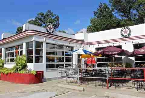 Brake Pad Restaurant Atlanta Ga