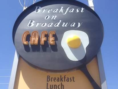 Breakfast on Broadway Denver