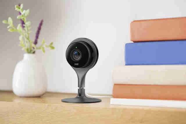 Nest indoor camera
