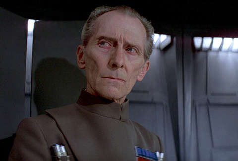 rogue one peter cushing