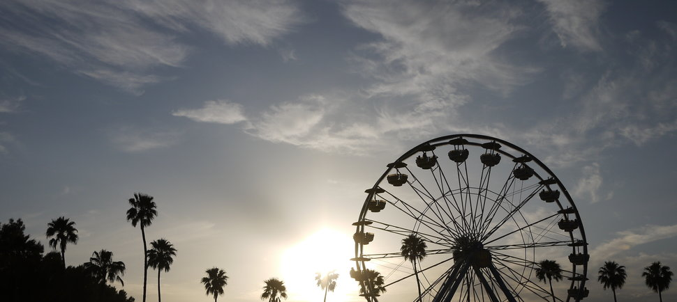 Drop Everything: The Coachella Lineup Is Here