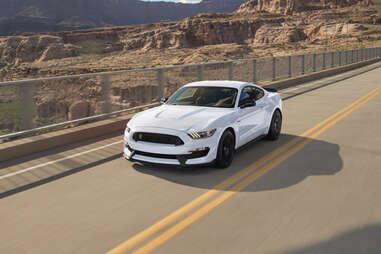 Mustang hybrid by 2020?