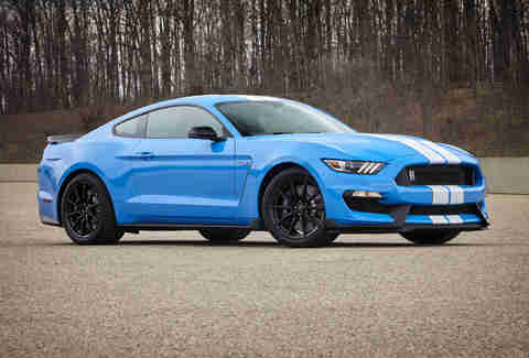Mustang Hybrid won't be entry-level