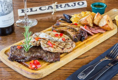 El Carajo International Tapas and Wines