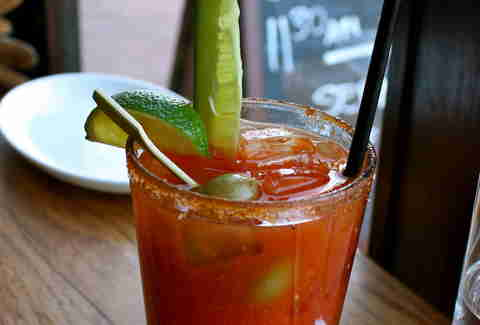 Bloody Mary Boozy Brunches DEN