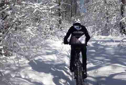 Norpine Fat Bike Classic, Lutsen MN, January 7, 2017