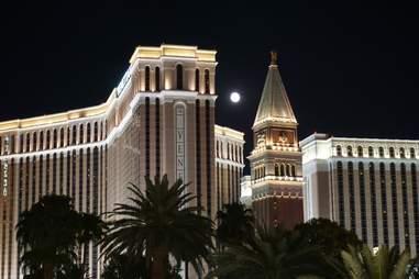 The Las Vegas Sands Corporation