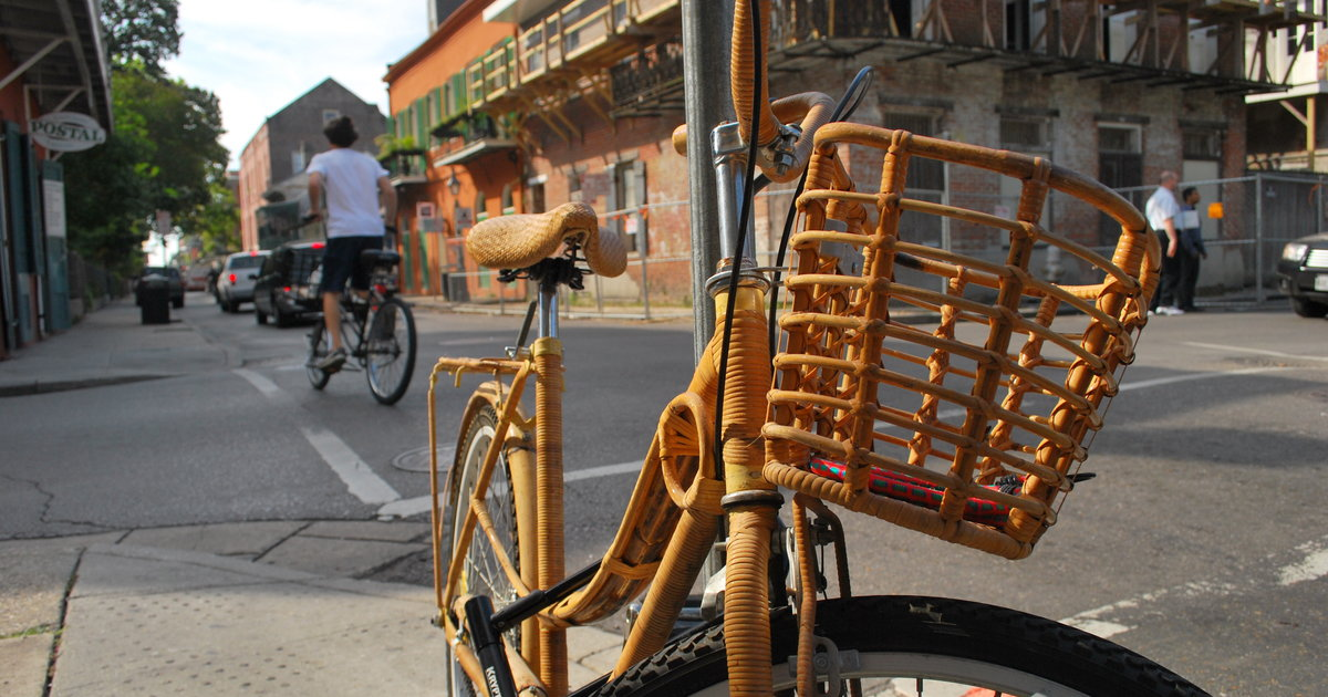 What to Know About Bike Riding in New Orleans - Thrillist
