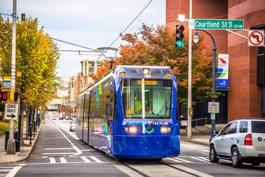 Atlanta Street Car