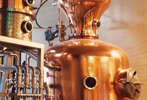 The Spirit Guild Distillery Los Angeles