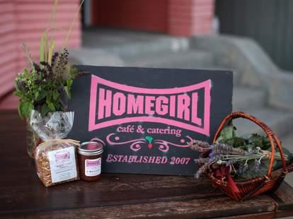Homegirl Café & Catering