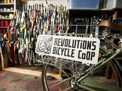 Revolutions Bicycle CoOp