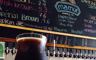 Mamut Brewing Co.