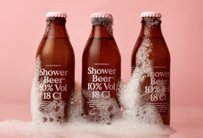 There's Now a Beer Made Specifically for Drinking in the Shower