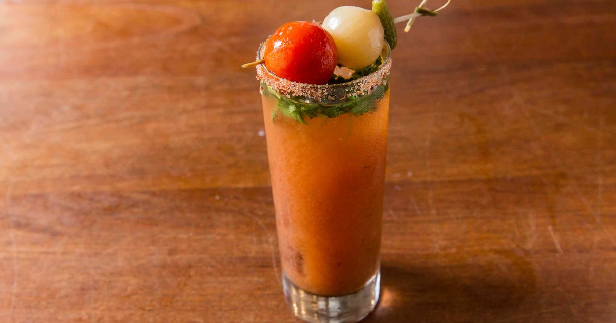 How & Why the Bloody Mary Drink Became an Iconic Brunch