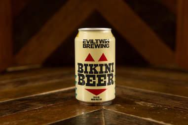 bikini beer