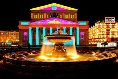 Russia Bolshoi Theatre