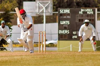 Cricket in Barbados