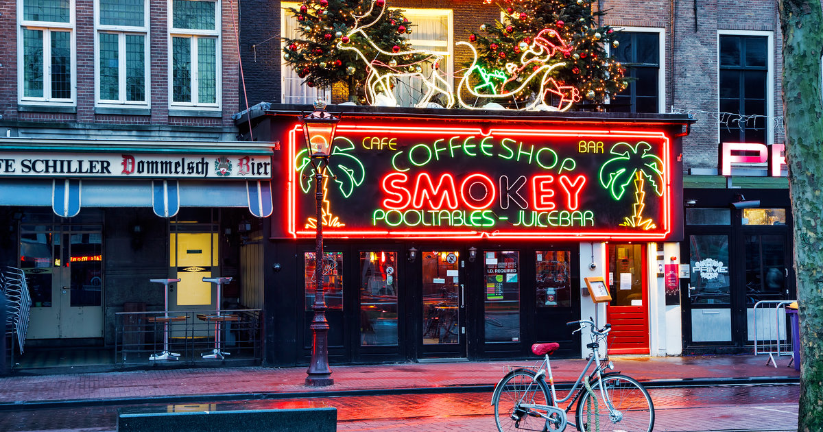 Amsterdam's best smoke shops - Thrillist