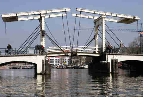 Amsterdam Drawbridge