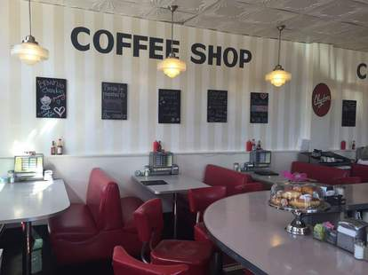 Clayton's Coffee Shop San Diego