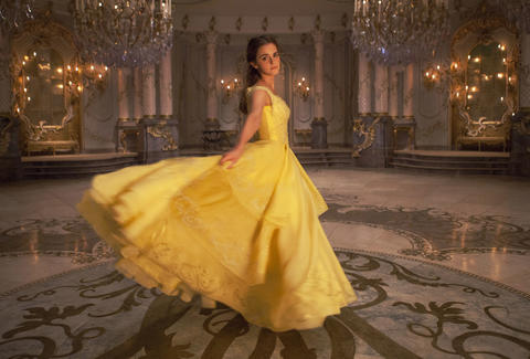 beauty and the beast trailer emma watson sings