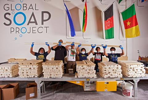 The Global Soap Project