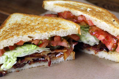 The blt from goodfriend package dallas