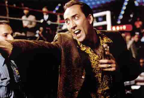 nicolas cage snake eyes 90s movies on netflix