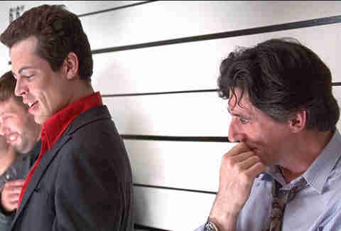 benicio del toro the usual suspects 90s movies on netflix