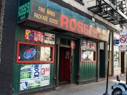 Rossi's Liquors Chicago
