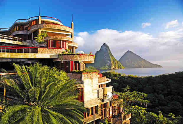 10 Crazy Caribbean Resorts You Have to Stay in Before You Die
