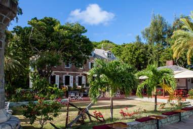 Admirals Inn Antigua