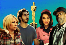 Oscar Predictions for Completely Clueless People