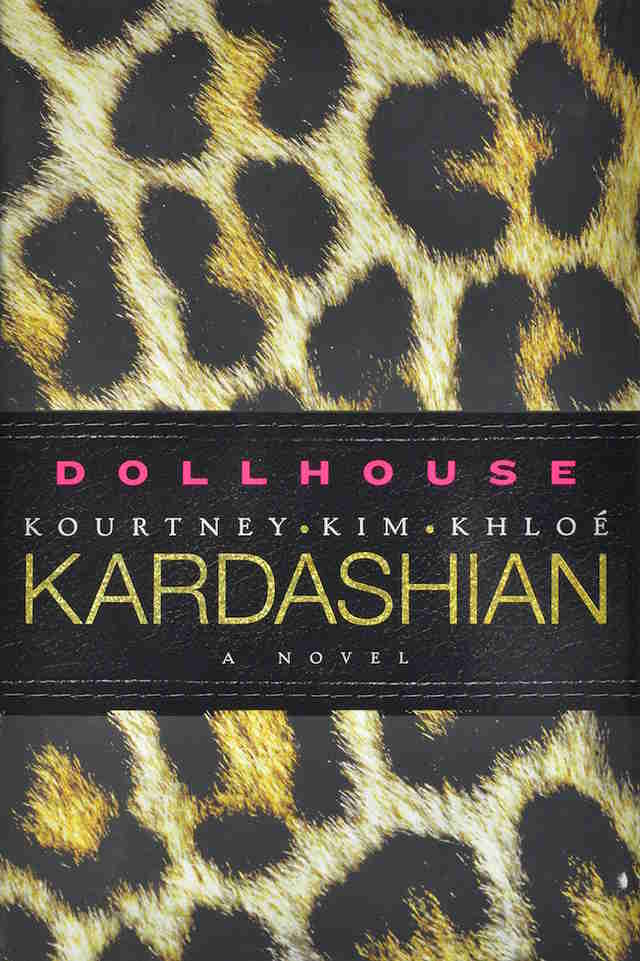 Dollhouse Kardashian novel cover