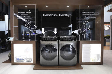 samsung flexwash and flexdry machine