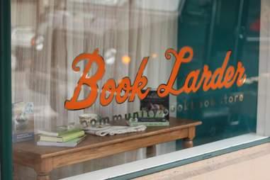 Book Larder: A Community Cookbook Store