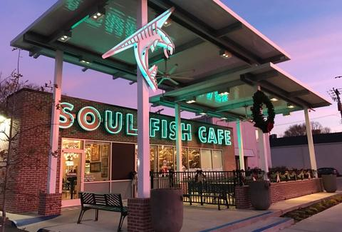 soul fish cafe a memphis tn restaurant