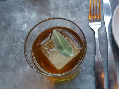 Sagebrush Old Fashioned