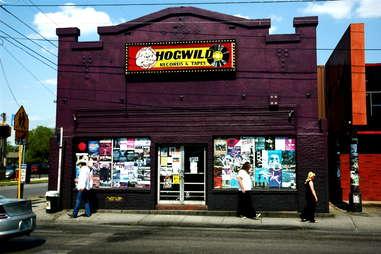 hogwild records san antonio
