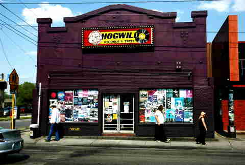hogwild records san antonio