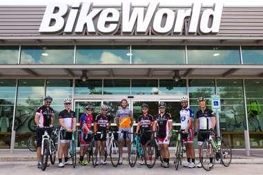 Bike World San Antonio