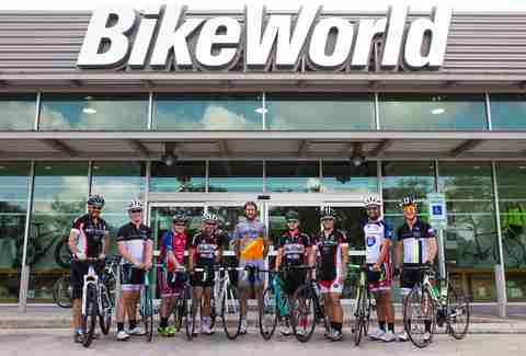 Bike World San Antonio