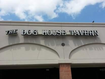 Dog House Tavern Houston