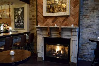 REMEDY chicago fireplace