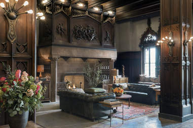 the drawing room fireplace chicago