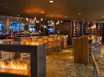fireplace bars