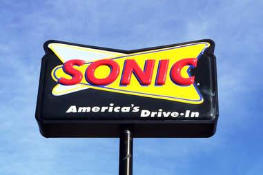 Sonic sign